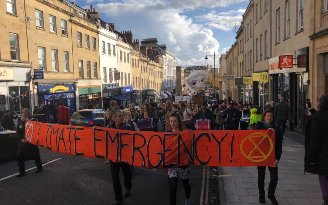 Global Strike + National Day of Climate Action